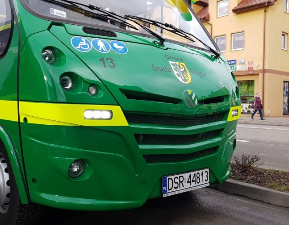 Środa Śląska kupi od MMI kolejne Iveco 72C Urby